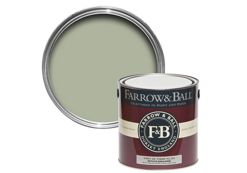 FARROW & BALL 2.5L Estate Emulsion Teresa's Green No. 236