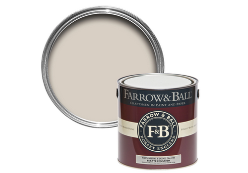 FARROW & BALL 2.5L Estate Emulsion Skimming Stone No. 241