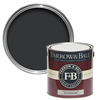 FARROW & BALL 2.5L Estate Emulsion Pitch Black No. 256