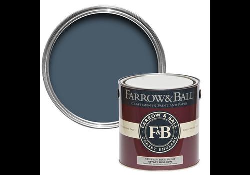 FARROW & BALL 750ml Estate Eggshell Stiffkey Blue No. 281