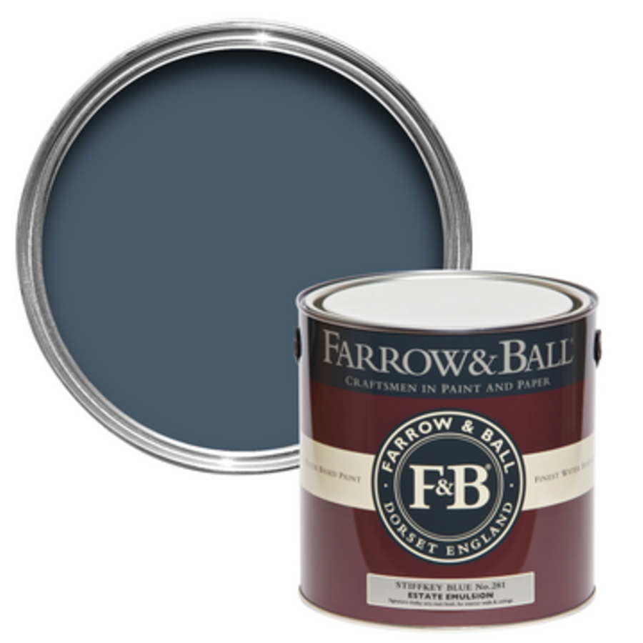 100ml Sample Pot Stiffkey Blue No 281-1