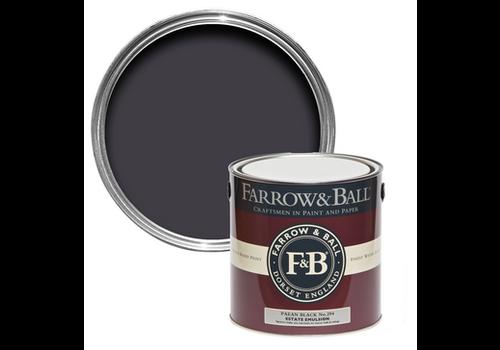 FARROW & BALL 2.5L Estate Emulsion Paean Black No.294