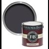 FARROW & BALL 100ml Sample Pot Paean Black No.294