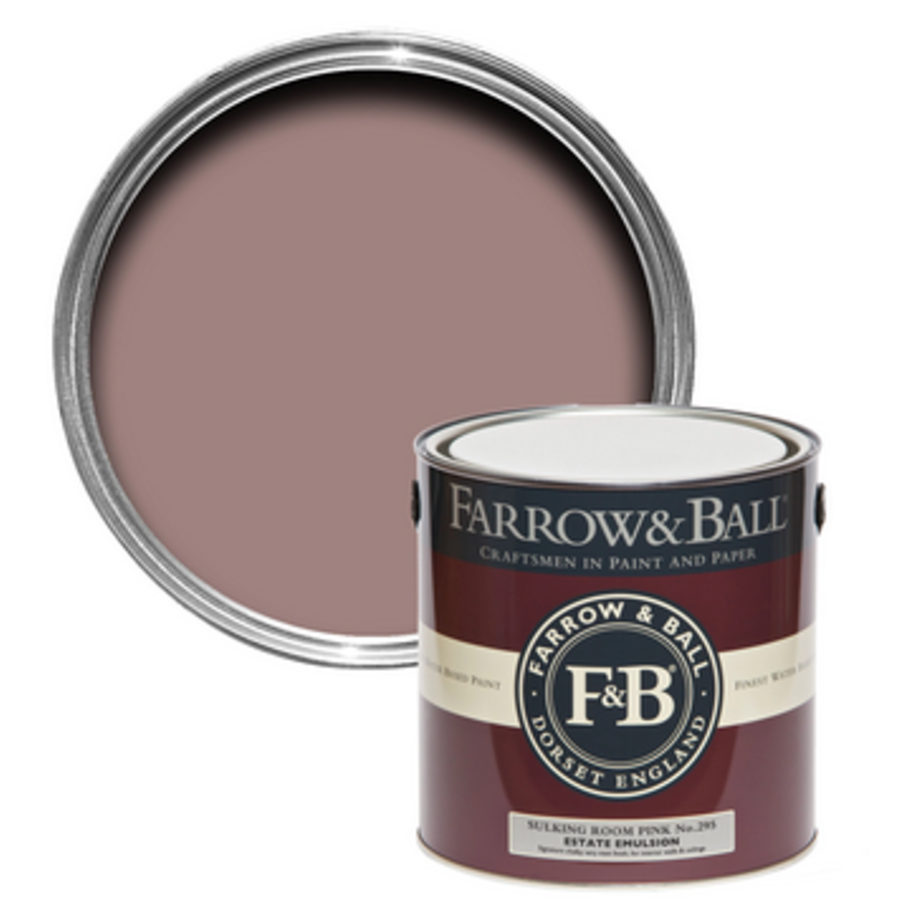 2.5L Estate Emulsion Sulking Room Pink No.295-1