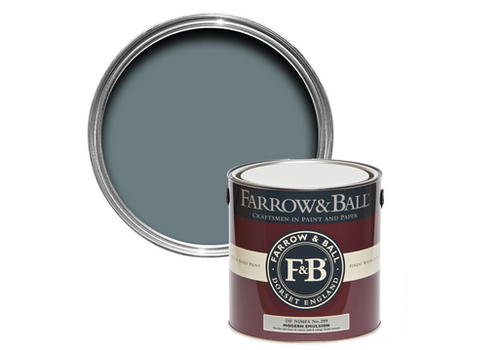 FARROW & BALL 2.5L Estate Emulsion De Nimes No.299