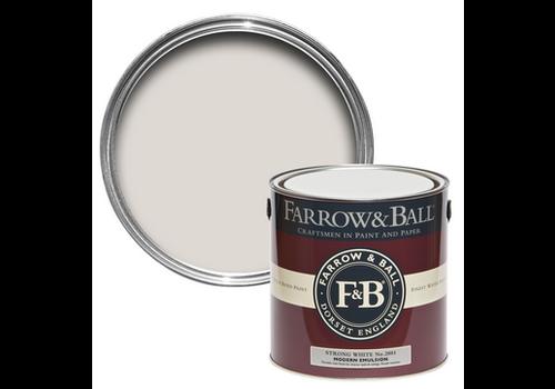 FARROW & BALL 2.5L Estate Emulsion Strong White No. 2001