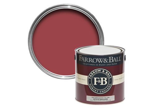 FARROW & BALL 2.5L Estate Emulsion Incarnadine No. 248