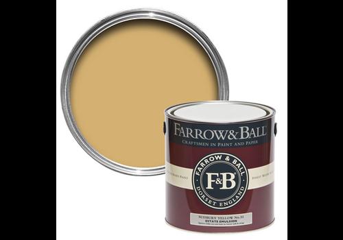FARROW & BALL 2.5L Estate Emulsion Sudbury Yellow No. 51