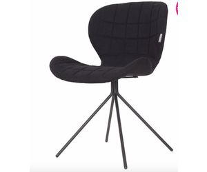 Sensational Zuiver Chair Omg Black Pdpeps Interior Chair Design Pdpepsorg