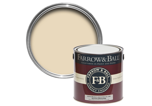 FARROW & BALL 750ml Estate Eggshell Ringwold Ground No. 208