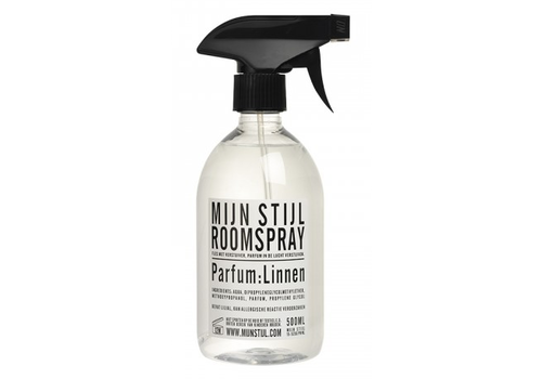 MIJN STIJL Roomspray parfum linnen 500 ml
