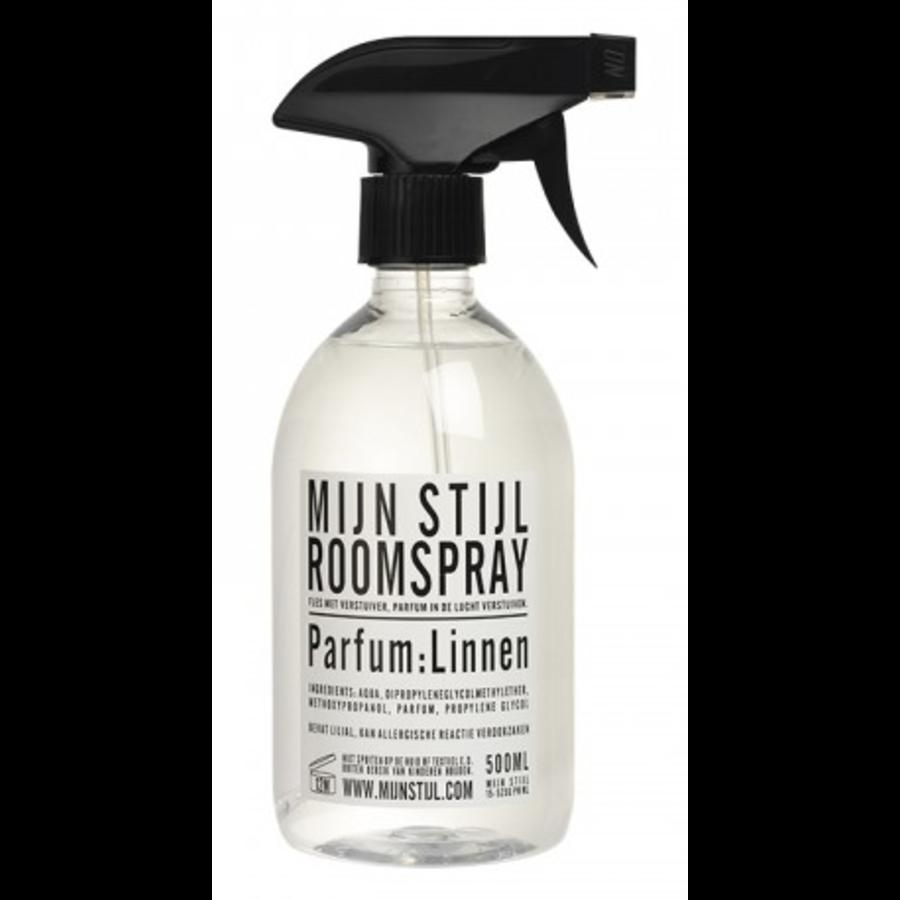Roomspray parfum linnen 500 ml-1