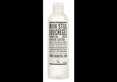 MIJN STIJL Douchegel transparant parfum Cotton 250 ml