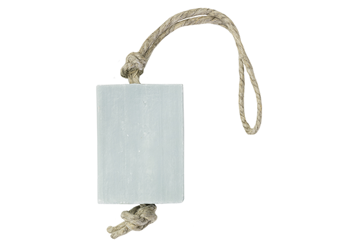 MIJN STIJL Rechthoek licht blauw 100 gram parfum linnen