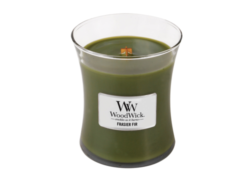 WOODWICK Frasier Fir Medium WoodWick Candle