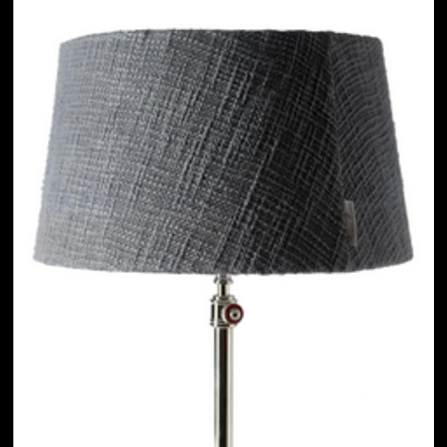 Classic Lampshade dark grey 20x35-1