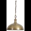 LIGHT & LIVING Hanglamp Ø50x41 cm DEMI ruw oud brons