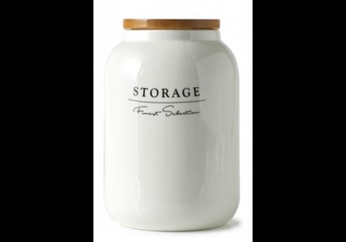 RIVIERA MAISON Finest Ingredients Storage Jar