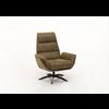 fauteuil Stof Tex Bull - Bora Space voet zwart - CSS