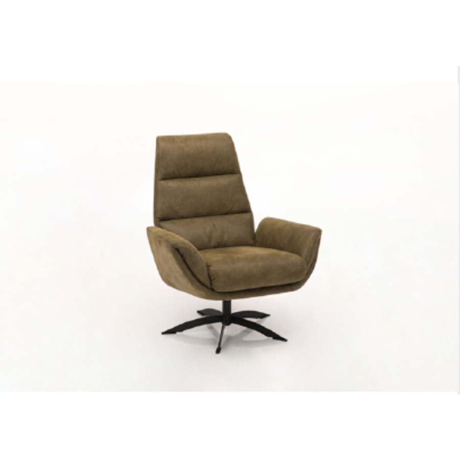 fauteuil Stof Tex Bull - Bora Space voet zwart - CSS-1