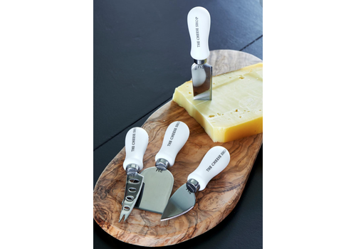 RIVIERA MAISON The Cheese Shop Cheese Knives 4 pcs