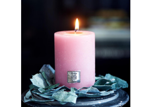 RIVIERA MAISON Rustic Candle raspberry 7x10
