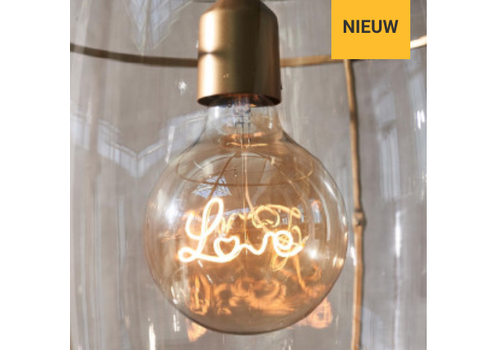 RIVIERA MAISON RM Love Hanging Lamp LED Bulb