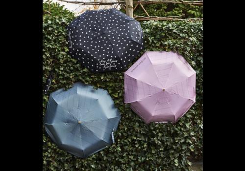 RIVIERA MAISON Lovely Hearts Foldable Umbrella