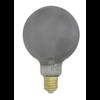 LIGHT & LIVING Deco LED globe Ø9,5x14 cm LIGHT 4W smoke E27 dimmable