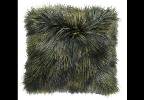 DUTCH DECOR Rubby 45x45 cm groen multi