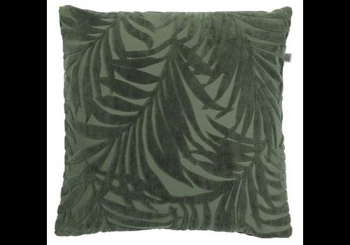 DUTCH DECOR Frits 45x45 cm groen