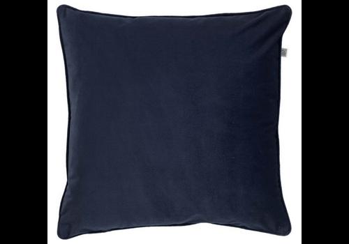 DUTCH DECOR Finn 45x45 cm donkerblauw