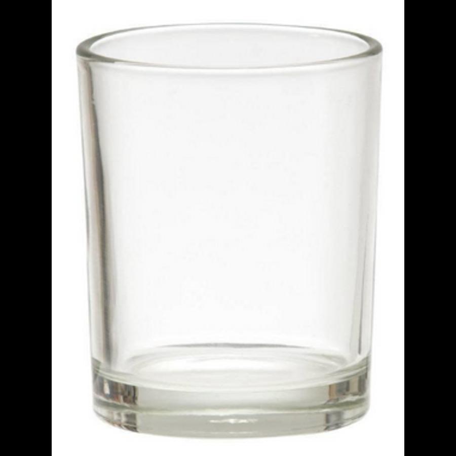Votive glas recht helder-1