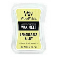 Lemongrass & Lily Mini Wax Melt