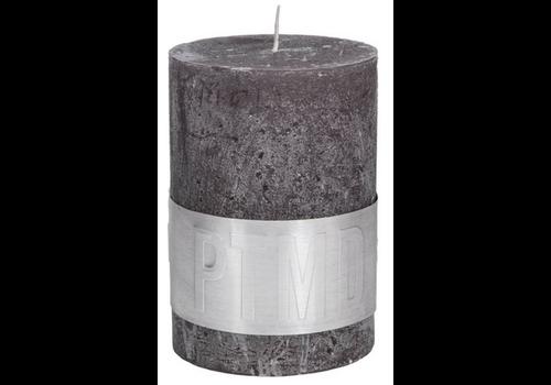 PTMD Kaars swish grey 10x7