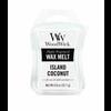 WOODWICK Island Coconut Mini Wax Melt