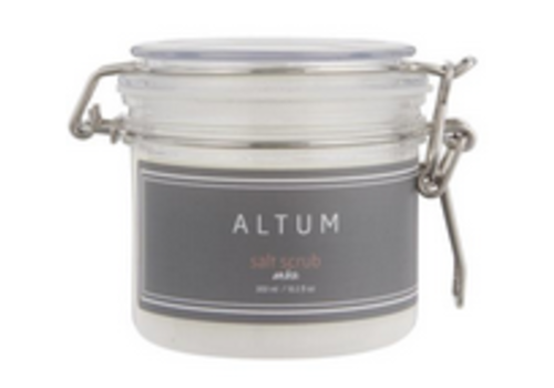 IB LAURSEN Salt scrub Altum Amber 300ml