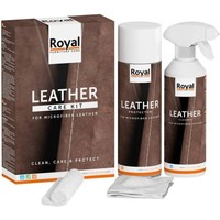 Microfibre Leather Care Kit 2x500ml