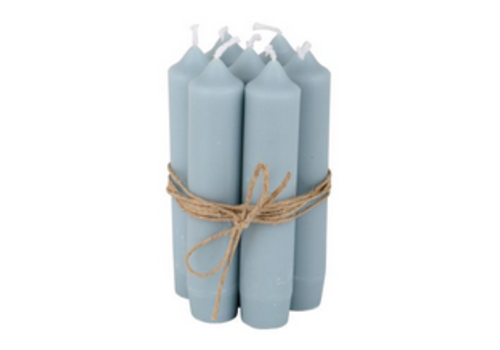 IB LAURSEN Short dinner candle light blue