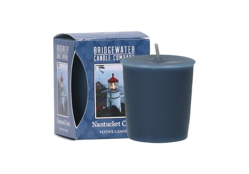 BRIDGEWATER votive nantucket coast