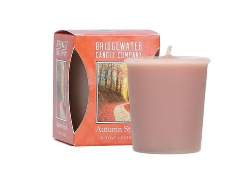 BRIDGEWATER votive autumn stroll