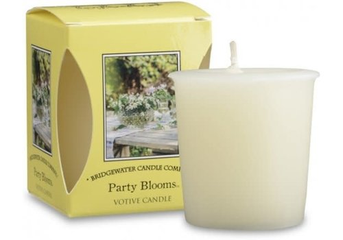 BRIDGEWATER Votive Party Blooms