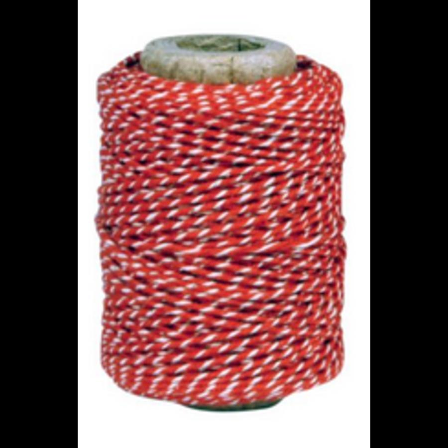 String Red/White 50m-1