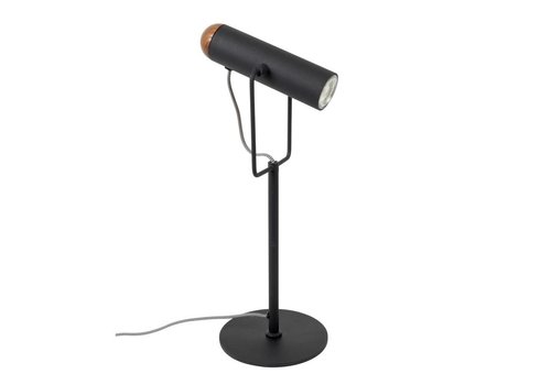 ZUIVER Table Lamp Marlon Black