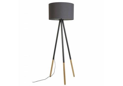 ZUIVER FLOOR LAMP HIGHLAND DARK GREY