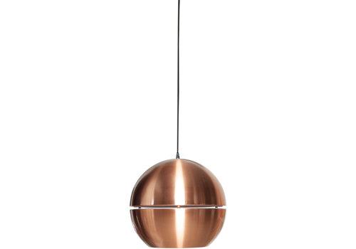 ZUIVER PENDANT LAMP RETRO '70 COPPER r40