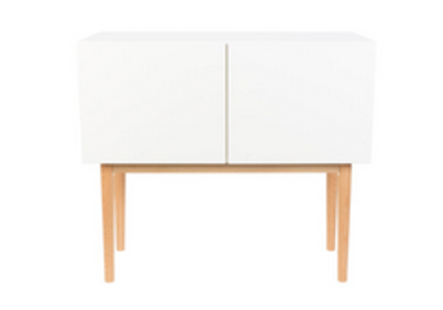ZUIVER CABINET HIGH ON WOOD 2DO