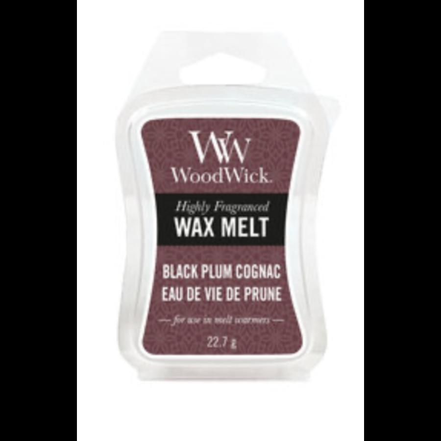 Black Plum Cognac mini wax melts-1