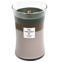 WoodWick Cozy Cabin Trilogy Large