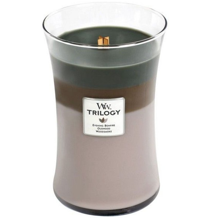 WoodWick Cozy Cabin Trilogy Large-1
